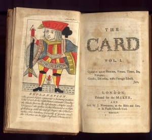 The Card 1755 London
