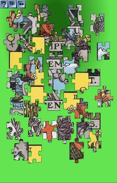 Tarot Jigsaw