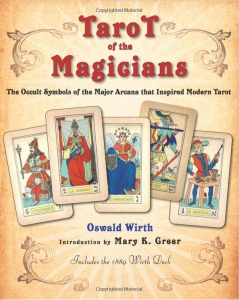 Tarot of the Magicians cover