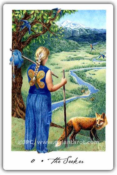 Mary K. Greer's Tarot Blog