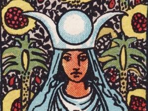 Talking High Priestess