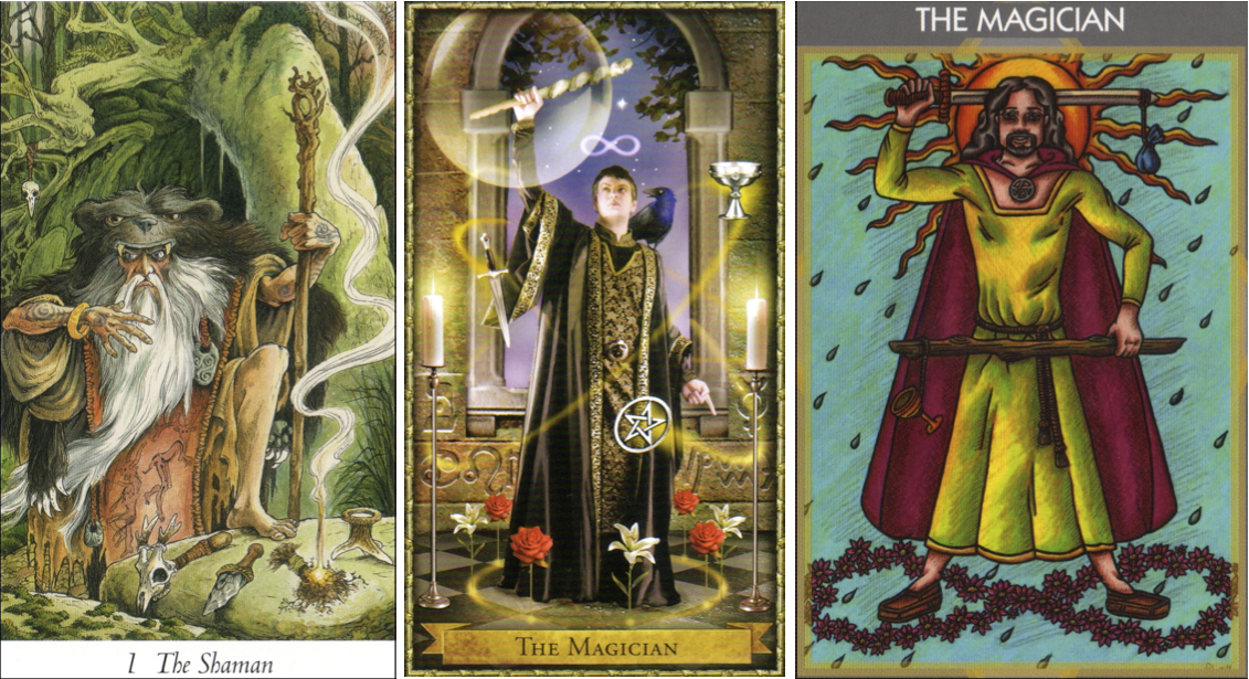 What Does the Magician Want? | Mary K  Greer's Tarot Blog