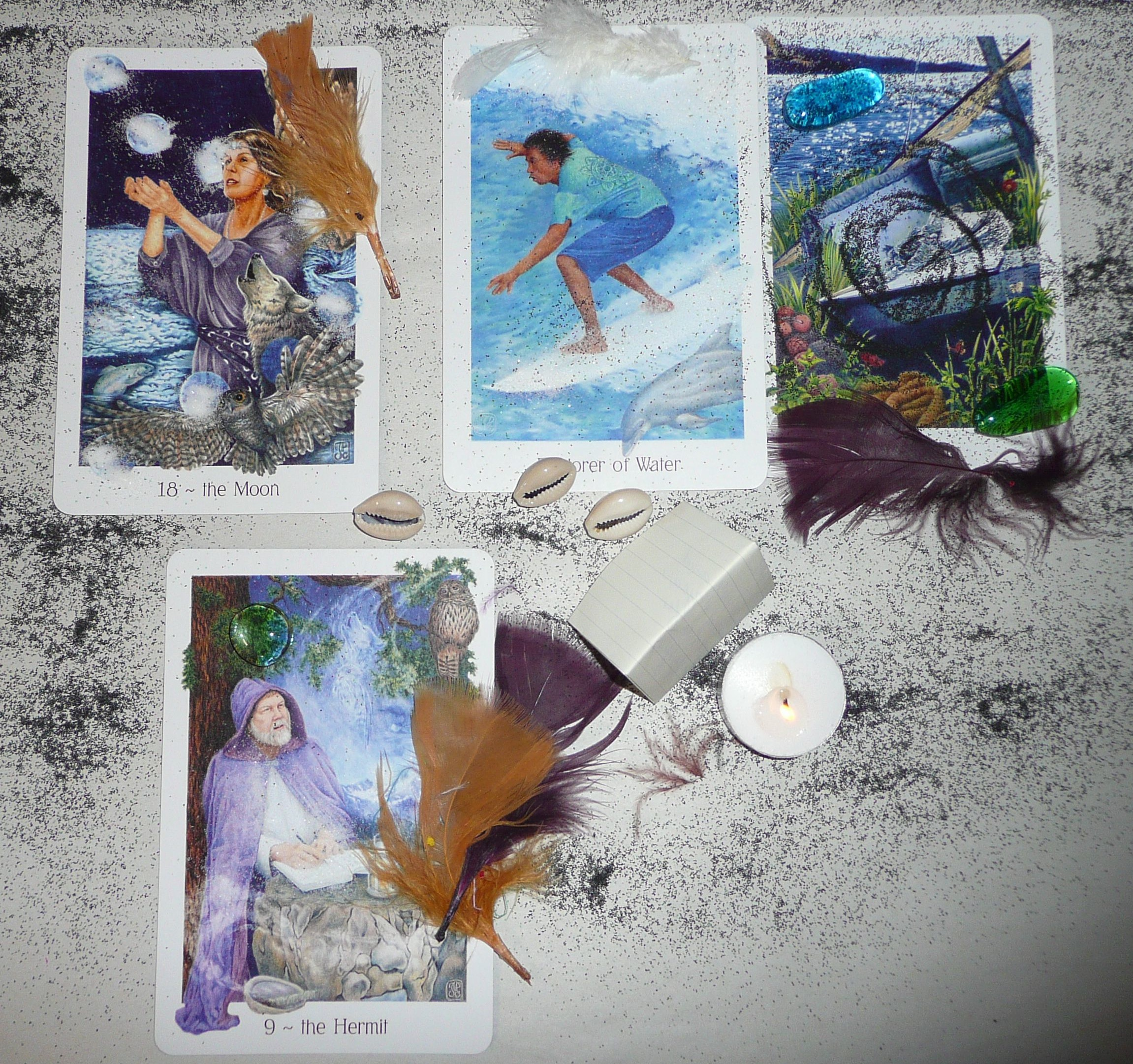 What every newbie tarot reader should know mary k greers tarot blog a reading is a slice of fandeluxe Choice Image