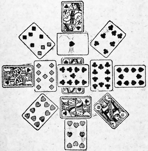 Playing Card Divination | Mary K  Greer's Tarot Blog