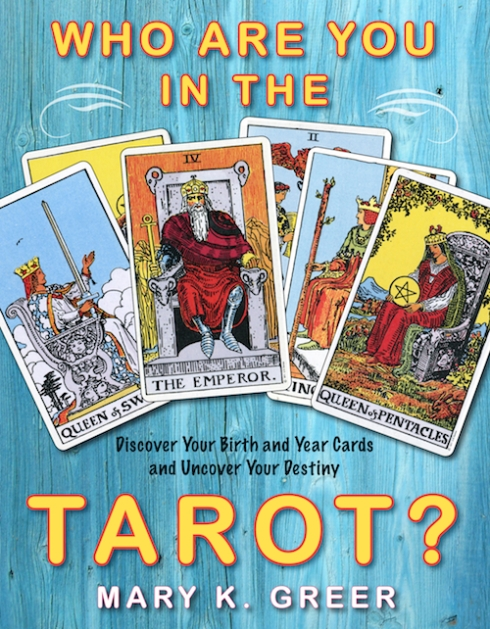 who are you in the tarot cover sm