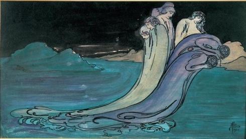 pcs - women in sea