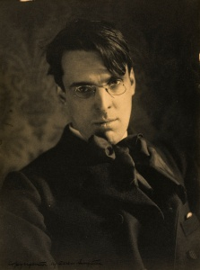 Yeats by Alice Boughton