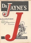 Dr. Jayne's Egyptian FT cards - Version 3