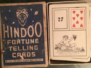 Hindoo FT Cards Wehman-1948