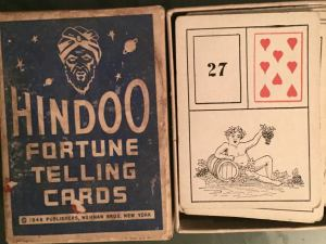 Hindoo FT Cards Wehman-1948