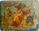 Mystic Cards edited McLoughlin 1882