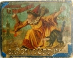 Mystic Cards edited McLoughlin 1882