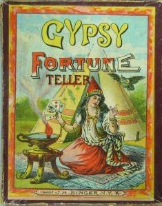 Singer Gypsy Fortune Teller
