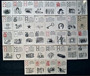 Valmor FT cards 1920s