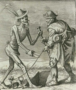 Fool - Blind man 17th c - Version 2