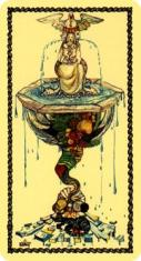 Medieval Scapini Ace of Cups