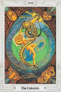 Crowley Thoth Universe