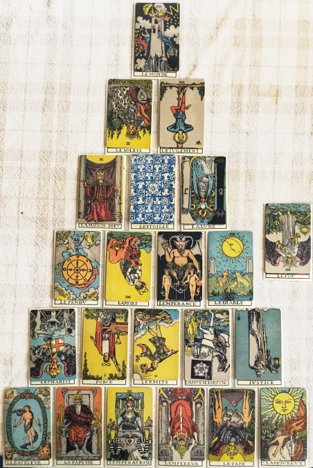 Mary K Greer S Tarot Blog Tarot Helps You Meet Whatever Comes In